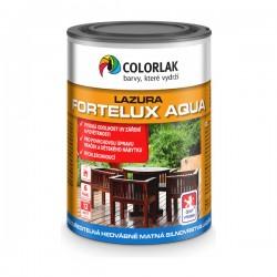 Fortelux aqua V-1407 bezfarebný matný  0,9L
