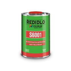 Riedidlo S-6001 C0000 bezfarebný 4l