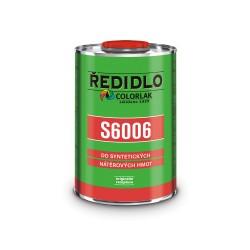 Riedidlo S-6006 V0001 bezfarebný 4l
