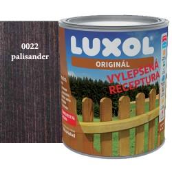 Luxol originál 0022 palisander 0,75L