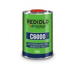 Riedidlo C-6000 V0004 bezfarebný 4l