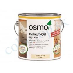 Osmo 3062 tvrdý voskový olej bezfarebný matný  0,75l