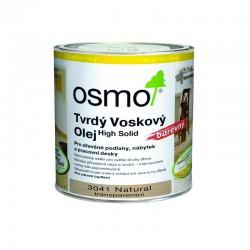 Osmo 3041 tvrdý voskový olej natural 2,5l
