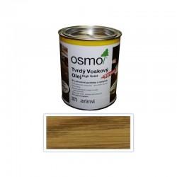 Osmo 3072 tvrdý voskový olej farebný jantár 0,75L