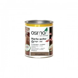 Osmo 3074 tvrdý voskový olej farebný grafit 0,75l