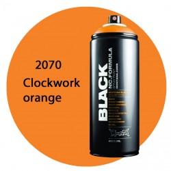 Montana black 2070 clockwork orange 400ml