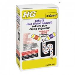 HG343 tekutý duo čistič odpadov