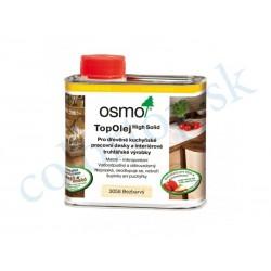 Osmo 3058 top olej na kuchynské dosky bezfarebný matný 0,5l
