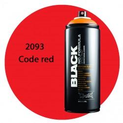 Montana black 2093 code red 400ml