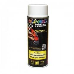 MOTIP Spray plast biely lesklý 400ml