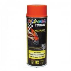MOTIP Spray plast oranžový lesklý 400ml