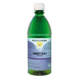 Ľanový olej rafinovaný 400g