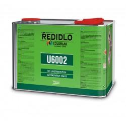 Riedidlo U-6000 C0000 bezfarebný 0,42l
