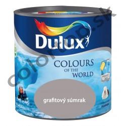 Dulux colours of the world grafitový súmrak 2,5L