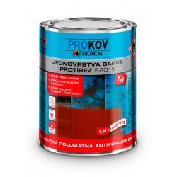 COLORLAK Protirez S-2015 RAL 3001 červená 0,6l