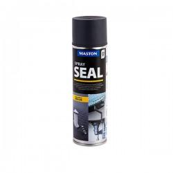 Maston seal tekutá guma v spreji čierna mat 500ml