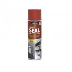 Maston seal tekutá guma v spreji červenohnedý mat 500ml