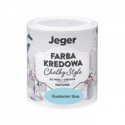 Jeger chalky style farba kriedova gus.blue 0,5L