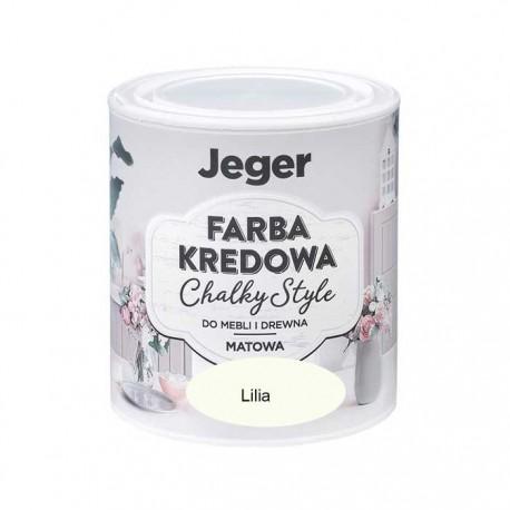 Jeger chalky style farba kriedova 9 lilia 0,5 L