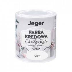 Jeger chalky style farba kriedova 8 gray 125ml