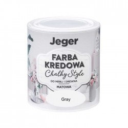 Jeger chalky style farba kriedova 8 gray 0,5 L