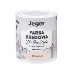 Jeger chalky style farba kriedova 5 geranium125ml