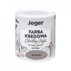 Jeger chalky style farba kriedova 4 muscade 0,5 L