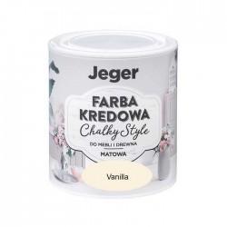 Jeger chalky style farba kriedova 2 vanilla 0,5 L