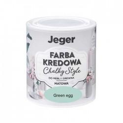 Jeger chalky style farba kriedova 10green egg125ml