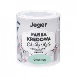 Jeger chalky style farba kriedova 10green egg 0,5L