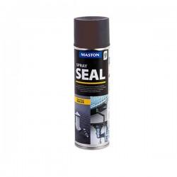 Maston seal tekutá guma v spreji tmavo hnedý mat 500ml