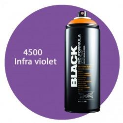 MONTANA BLACK infra 4500 viole 400ml