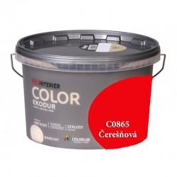COLORLAK Prointeriér color ekodur V-2005 C0865 čerešňová 4kg
