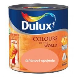 DULUX Colours of the World šafránové opojenie 2,5l