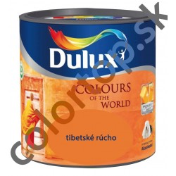 DULUX Colours of the World tibetské rúcho 2,5l