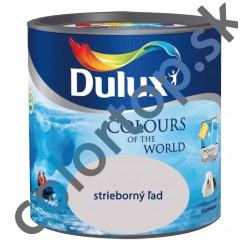 DULUX Colours of the World strieborný ľad 5l