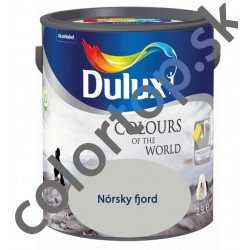 DULUX Colours of the World nórsky fjord 2,5l