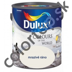 Dulux colours of the world mrazivé ráno 2,5L