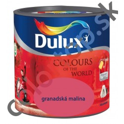 DULUX Colours of the World Granadská malina 5l