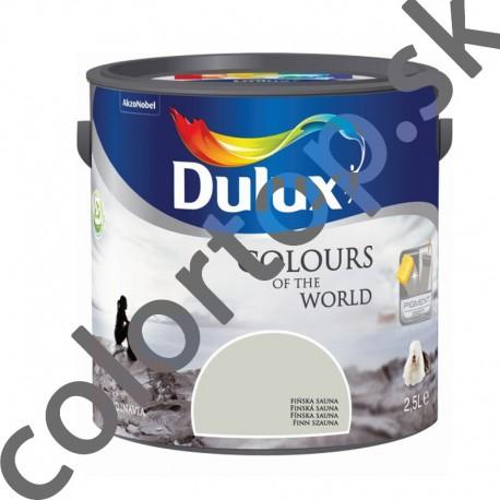 DULUX Colours of the World fínska sauna 2,5l