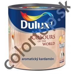 DULUX Colours of the World aromatický kardamón 2,5