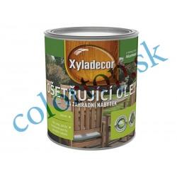 AkzoNobel Xyladecor ošetrujúci olej bezfarebný 0,75l