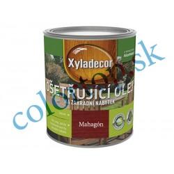 AkzoNobel Xyladecor ošetrujúci olej mahagón 0,75l