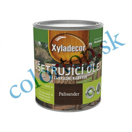 AkzoNobel Xyladecor ošetrujúci olej palisander 0,75l