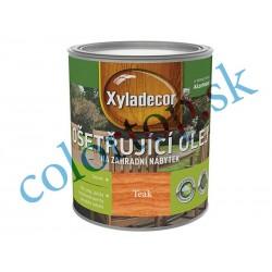 AkzoNobel Xyladecor ošetrujúci olej teak 0,75l