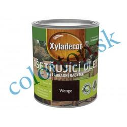 AkzoNobel Xyladecor ošetrujúci olej wenge 0,75l