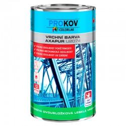 COLORLAK Axapur vrchná polyuretánka U-2060 R7016  10kg + Tužidlo
