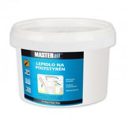 Mastersil lepidlo na polystyrén 1,6kg
